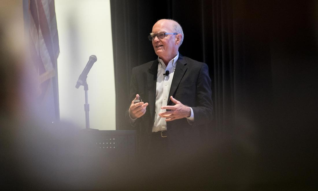 Georgia Tech Cyber Security Summit Stewart Baker